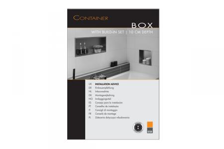 Container BOX (10 cm)