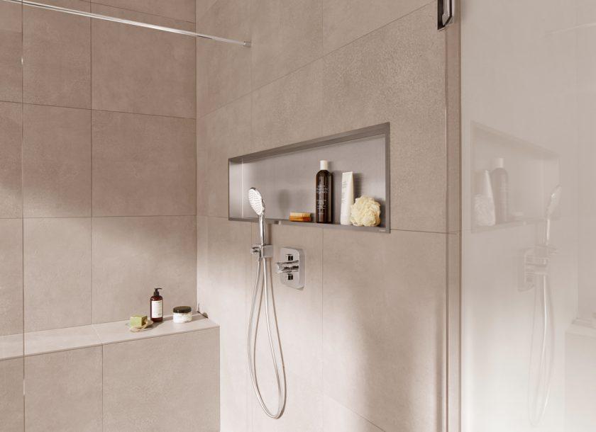 Perfekt ESS Wandnische Badezimmer Bathroom Container Box 120
