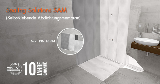 Sealing Solutions (SAM) | Easy Drain
