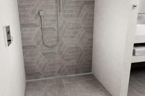 Badezimmerideen für kleine Bäder