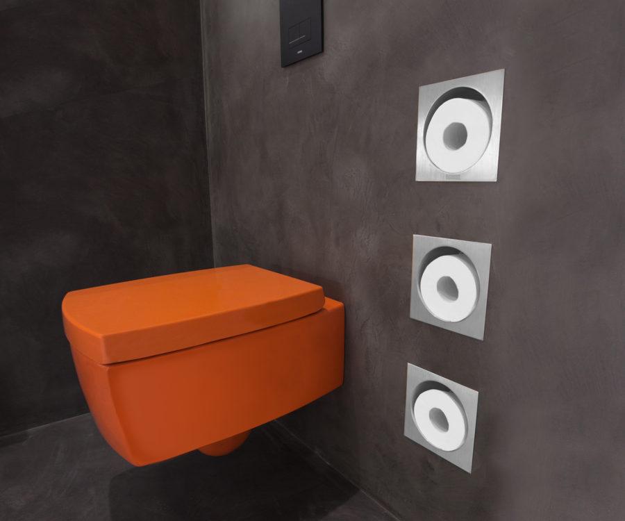 Toilettenpapierhalter Design