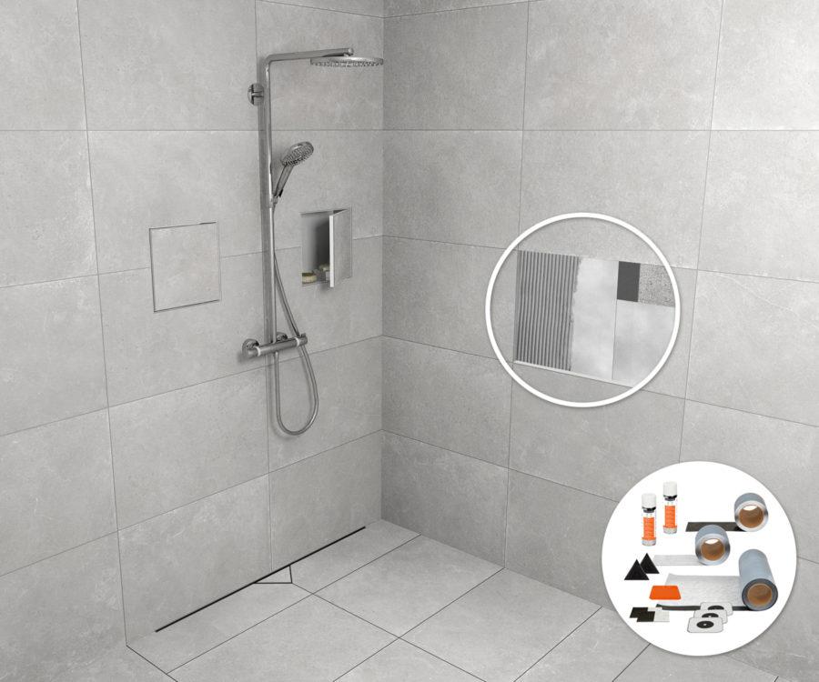 Dichtungsset Badezimmer