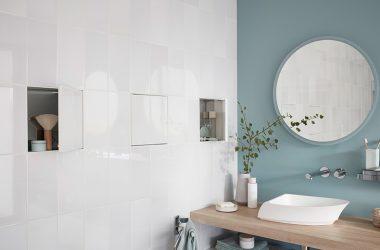 Wandnische Badezimmer