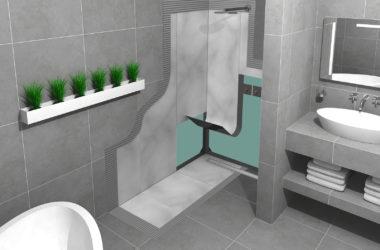 Machen Sie Ihr Badezimmer in 10 Schritten wasserfest
