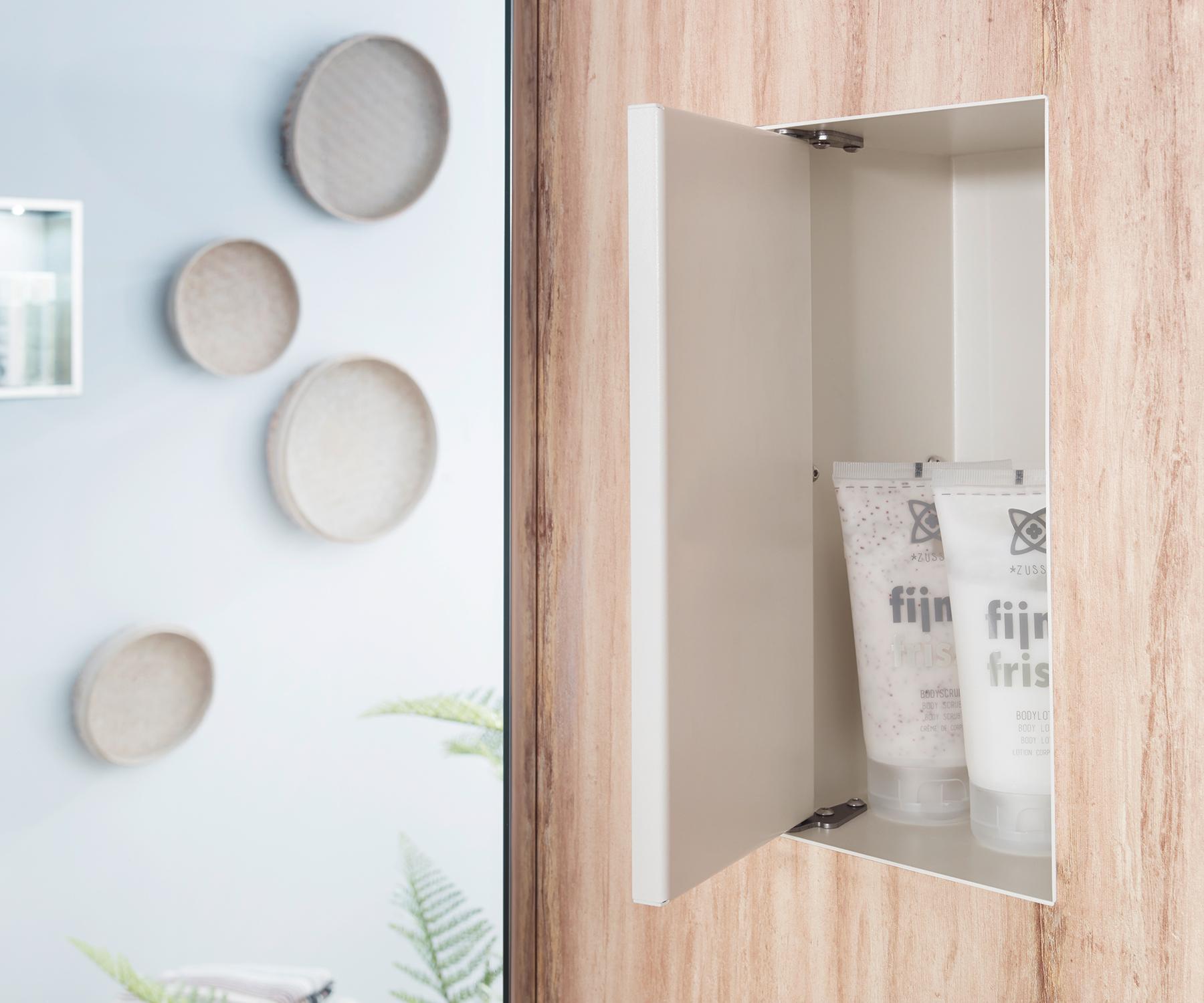 Wandnischen, extra Stauraum für Ihr Badezimmer l Container l ESS