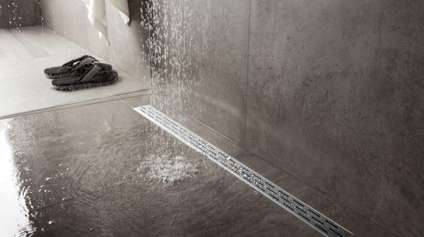 Canaleta de ducha