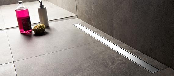 Desag es de ducha lineales easy drain ducha sin barreras for Duchas planas