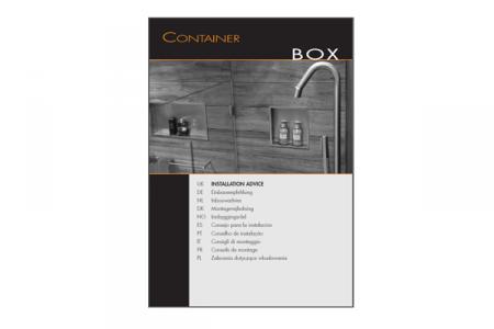 Container BOX 10 cm