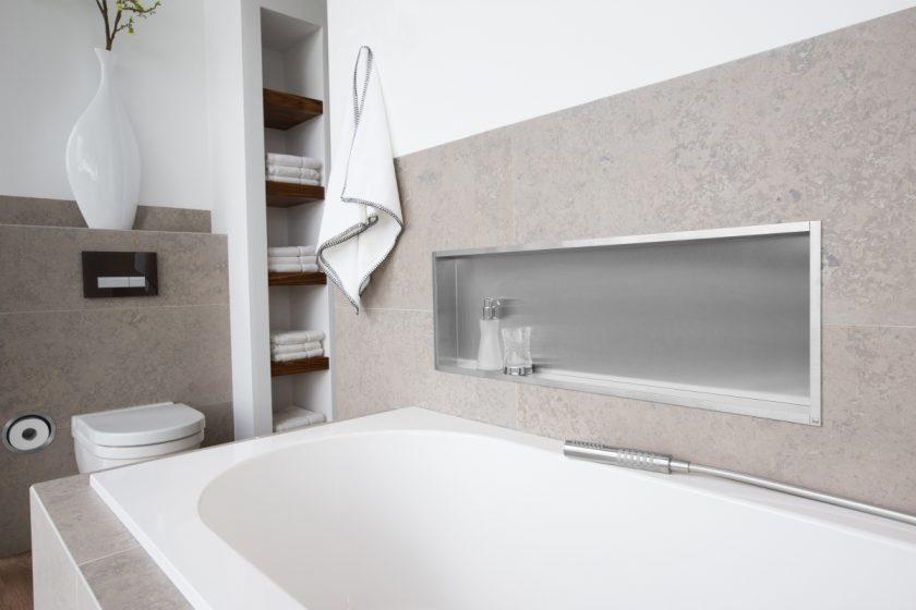 Easy drain box nicchia da parete serie - Nicchie in bagno ...