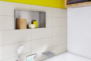 Dimensioni Vasche Da Bagno Ad Incasso : Nicchie da muro serie container box soluzioni salva spazio