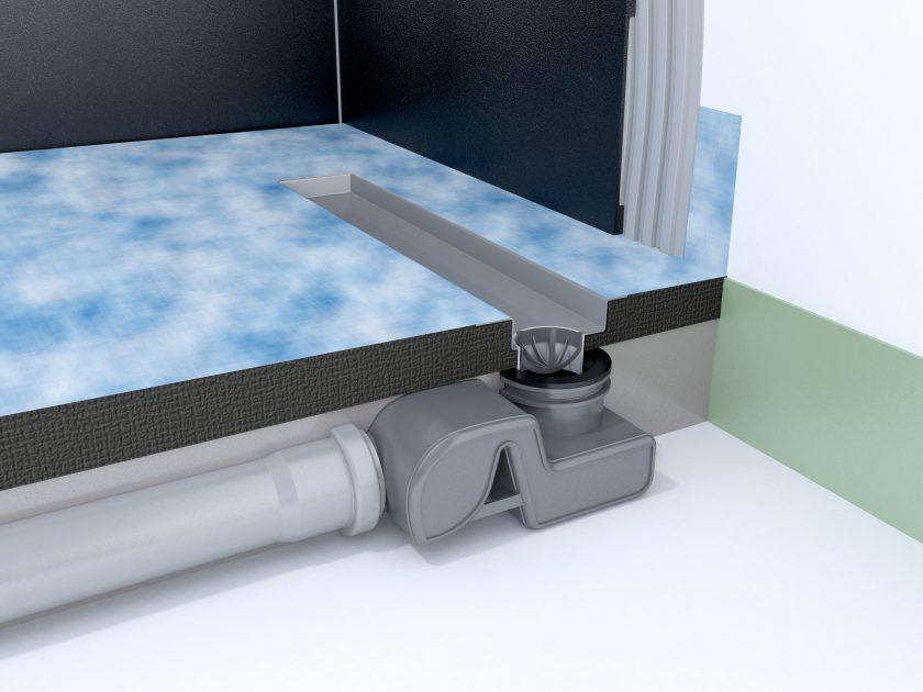 Piatto doccia basic easy drain