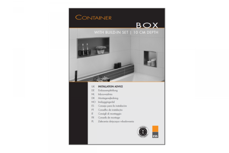 Container BOX (10cm)