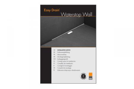 Waterstop Wall