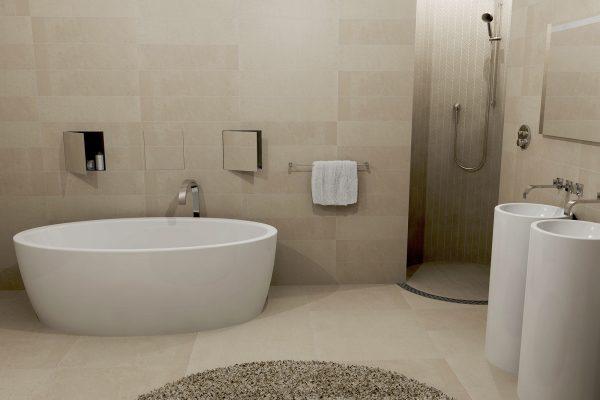 Renovering af 300 badeværelser på 3 måneder