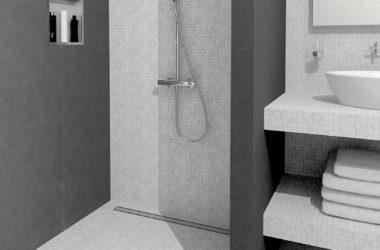 Find det rigtige type bruseafløb til dit badeværelsesgulv
