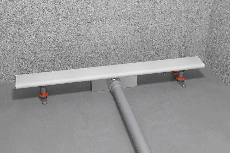 Hvordan man installerer et bruseafløb i 10 trin.