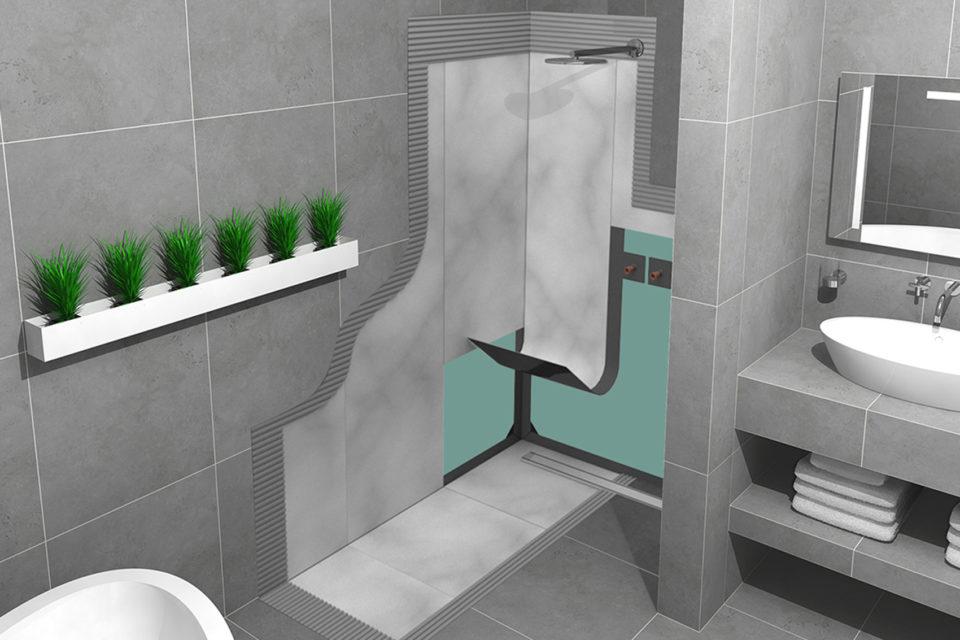 Sådan laves vådrumssikring på dit badeværelse i 10 trin