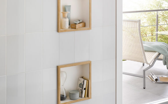 Sådan laver du en vægniche i dit badeværelse (1)