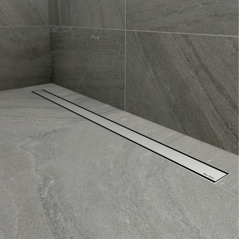 Easy Drain Linear Shower Drain Bathroom Modulo TAF