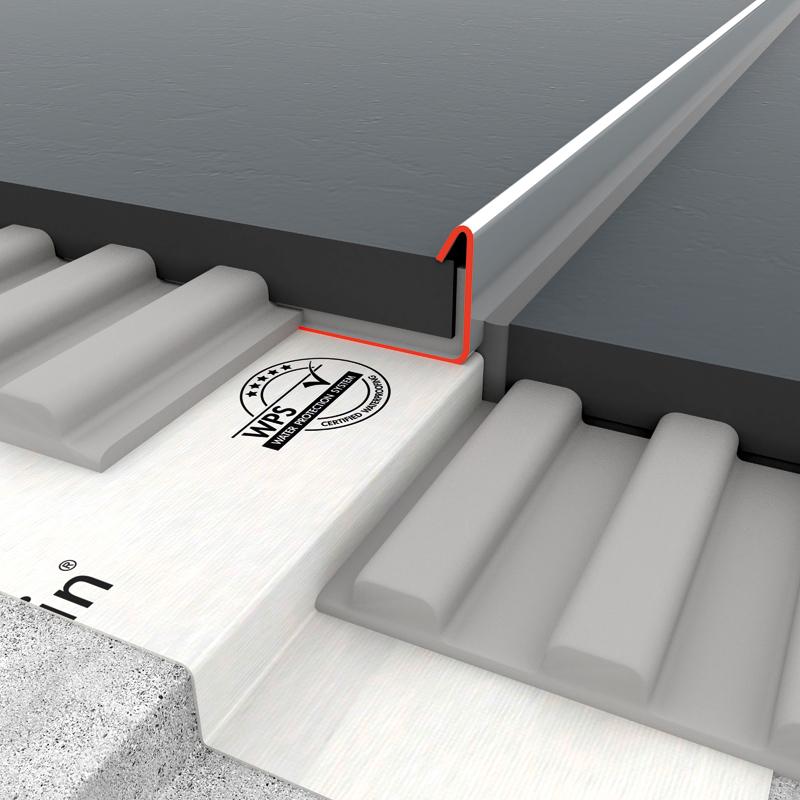 barrier profile 1030 mm easy drain. Black Bedroom Furniture Sets. Home Design Ideas