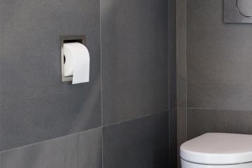 Toilet Paper Holder Square