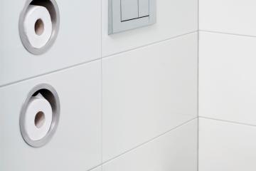 Toilet Paper Roll Storage Round