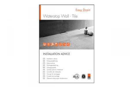 Waterstop Wall Tile