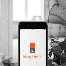 The new Easy Drain App