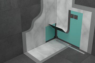 Waterproofing your bathroom in 10 steps