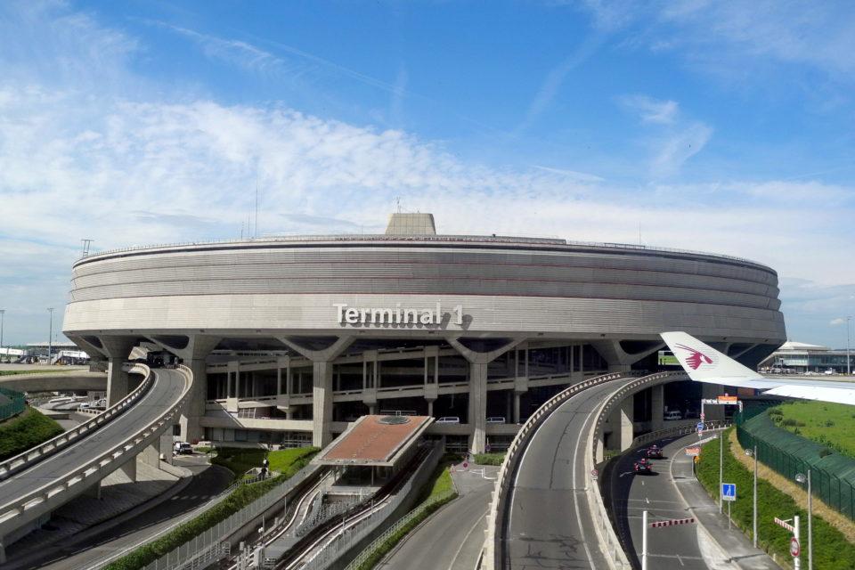Charles de Gaulles Airport
