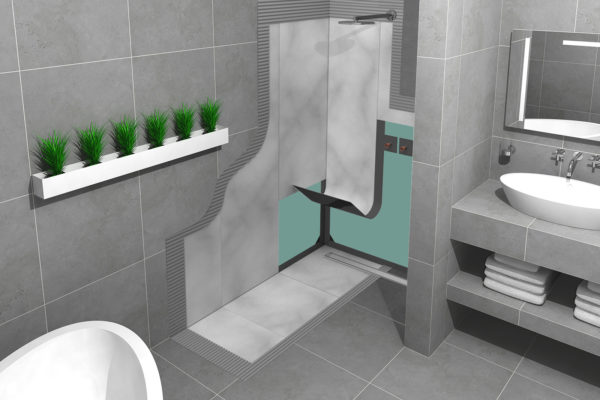 [How-to] Waterproofing your bathroom in 10 steps